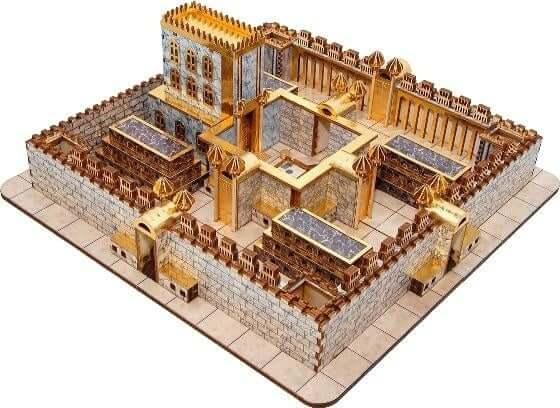 future jewish temple