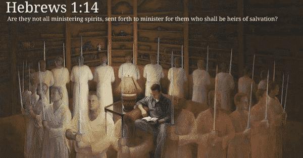 ministering spirits